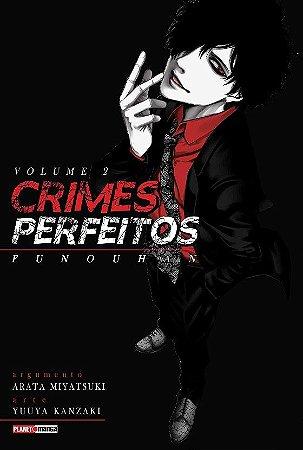 Crimes Perfeitos : Funouhan - Volume 02 (Item novo e lacrado)