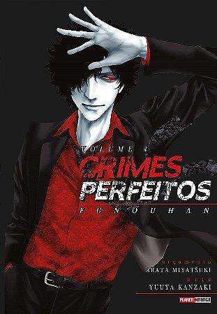 Crimes Perfeitos : Funouhan - Volume 04 (Item novo e lacrado)