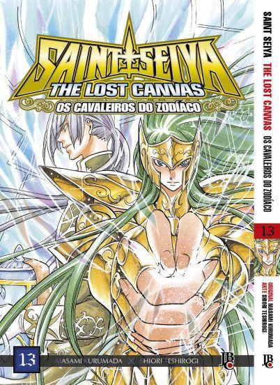 Os Cavaleiros do Zodíaco - The Lost Canvas Especial - Volume 13 (Item novo e lacrado)