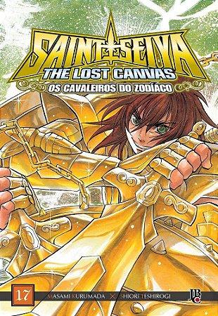Os Cavaleiros do Zodíaco - The Lost Canvas Especial - Volume 17 (Item novo e lacrado)