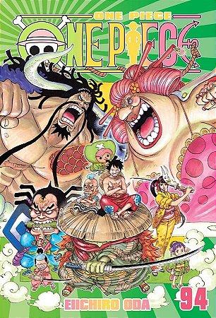 One Piece - Volume 94 (Item novo e lacrado)