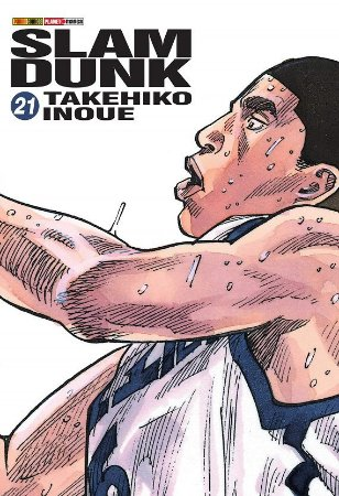 Slam Dunk - Volume 21 (Item novo e lacrado)