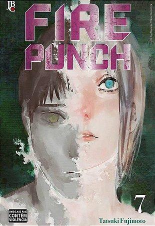 Fire Punch - Volume 07 (Item novo e lacrado)