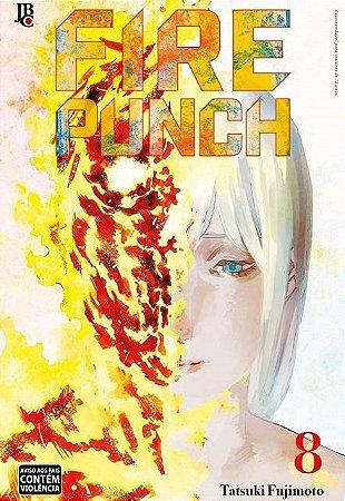 Fire Punch - Volume 08 (Item novo e lacrado)