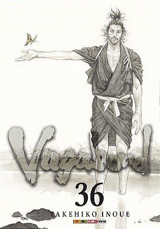 Vagabond - Volume 36 (Item novo e lacrado)