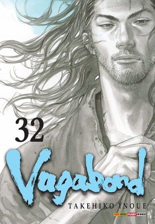 Vagabond - Volume 32 (Item novo e lacrado)