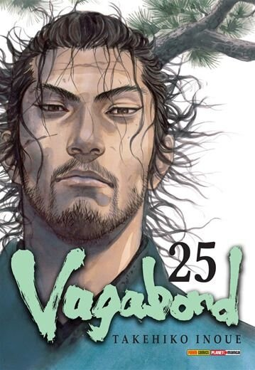 Vagabond - Volume 25 (Item novo e lacrado)