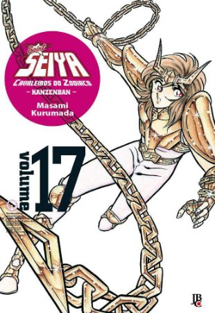 Cavaleiros do Zodíaco (Saint Seiya) Kanzenban - Volume 17  (Item novo e lacrado)