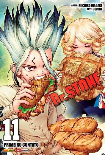 Dr. Stone - Volume 11 (Item novo e lacrado)
