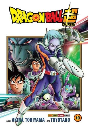 Dragon Ball Super - Volume 10 (Item novo e lacrado)