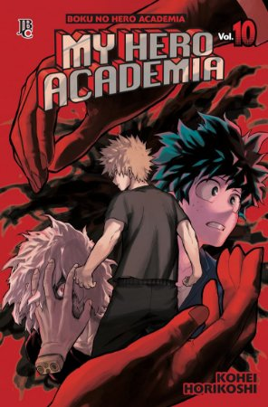 My Hero Academia - Volume 10 (Item novo e lacrado)