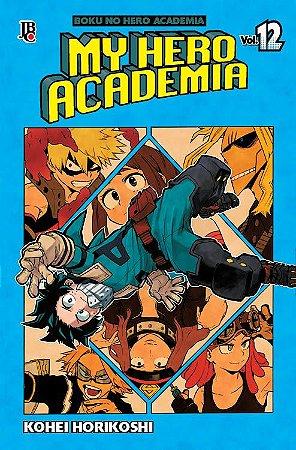 My Hero Academia - Volume 12 (Item novo e lacrado)