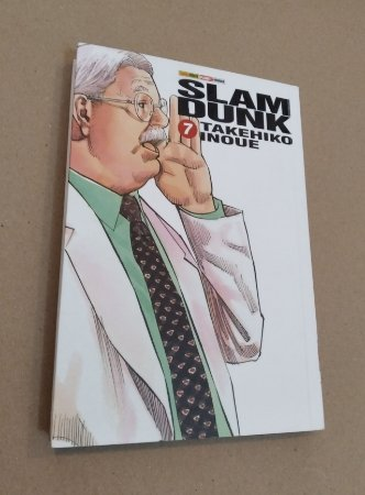 Slam Dunk - Volume 07 (Item usado e reembalado)