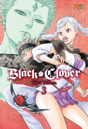 Black Clover - Volume 03 (Item novo e lacrado)