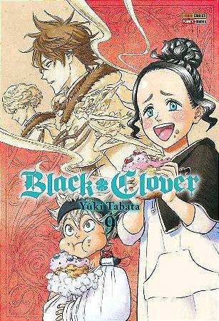 Black Clover - Volume 09 (Item novo e lacrado)