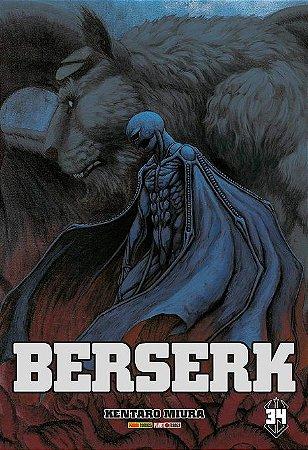 Berserk (Edição de Luxo) - Volume 34 (Item novo e lacrado)