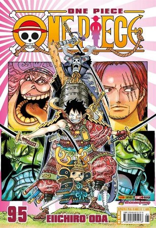 One Piece - Volume 95 (Item novo e lacrado)