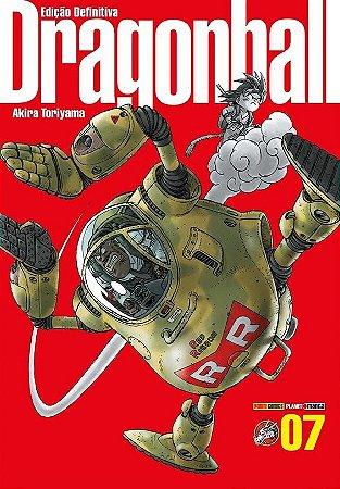 Dragon Ball - Volume 07 - Edição Definitiva (Capa Dura) [Item novo e lacrado]