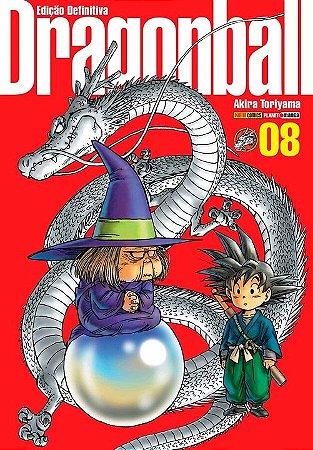 Dragon Ball - Volume 08 - Edição Definitiva (Capa Dura) [Item novo e lacrado]