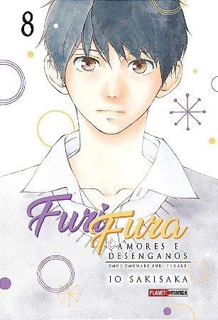 Furi Fura: Amores e Desenganos - Volume 08 (Item novo e lacrado)