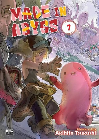 Made In Abyss - Volume 07 (Item novo e lacrado)