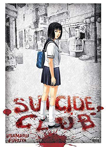 Suicide Club - Volume Único (Item novo e lacrado)