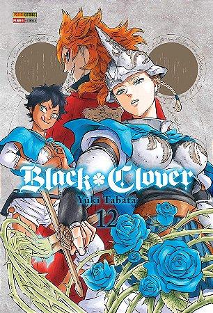 Black Clover - Volume 12 (Item novo e lacrado)