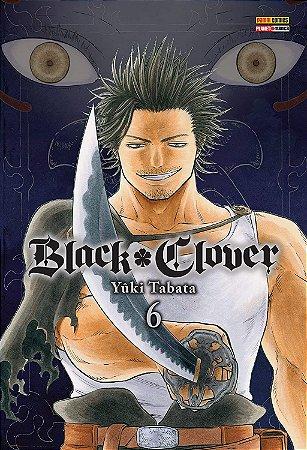Black Clover - Volume 06 (Item novo e lacrado)