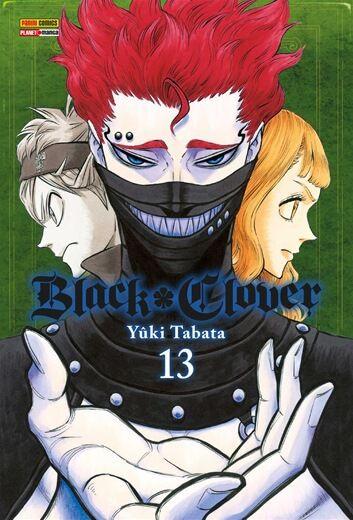 Black Clover - Volume 13 (Item novo e lacrado)