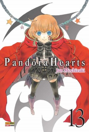 Pandora Hearts - Volume 13 (Item novo e lacrado)