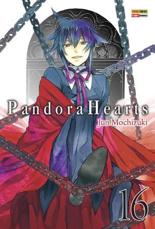 Pandora Hearts - Volume 16 (Item novo e lacrado)
