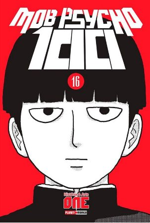 Mob Psycho 100 - Volume 16 (Item novo e lacrado)