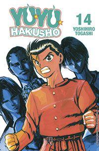 Yu Yu Hakusho - Especial - Volume 14 (Item novo e lacrado)