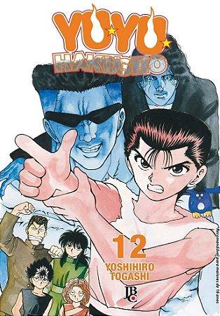 Yu Yu Hakusho - Especial - Volume 12 (Item novo e lacrado)