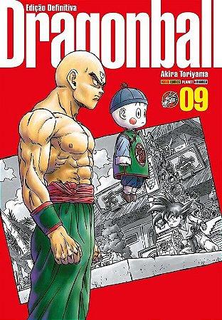 Dragon Ball - Volume 09 - Edição Definitiva (Capa Dura) [Item novo e lacrado]