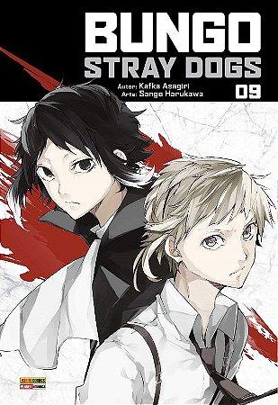 Bungo Stray Dogs - Volume 09 (Item novo e lacrado)