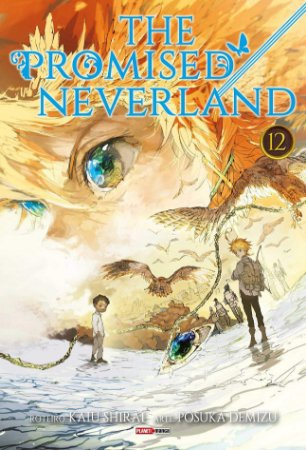 The Promised Neverland - Volume 12 (Item novo e lacrado)