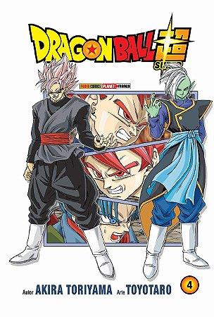 Dragon Ball Super - Volume 04 (Item novo e lacrado)