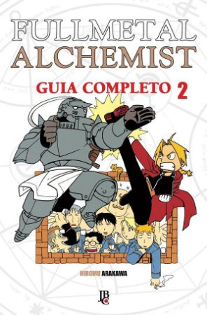 Fullmetal Alchemist - Guia Completo - Volume 02 (Item novo e lacrado)