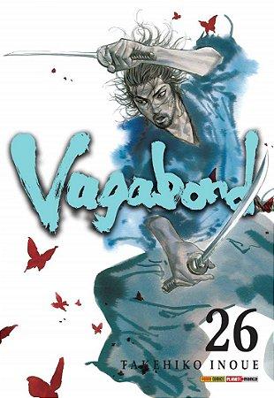 Vagabond - Volume 26 (Item novo e lacrado)