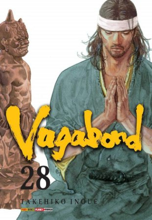 Vagabond - Volume 28 (Item novo e lacrado)