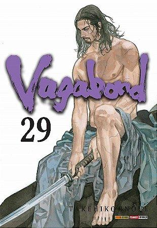 Vagabond - Volume 29 (Item novo e lacrado)