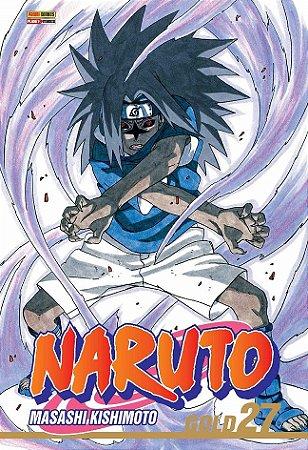 Naruto Gold - Volume 27 (Item novo e lacrado)