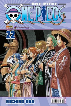 One Piece - Volume 22 (Item novo e lacrado)