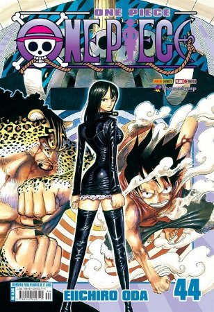 One Piece - Volume 44 (Item novo e lacrado)