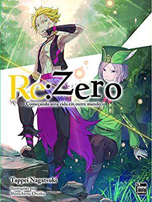 Re:Zero – Começando uma Vida em Outro Mundo - Livro 13 (Item novo e lacrado)