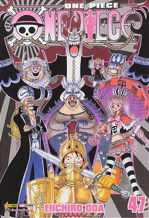 One Piece - Volume 47 (Item novo e lacrado)