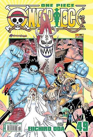 One Piece - Volume 49 (Item novo e lacrado)