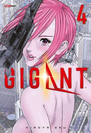 Gigant - Volume 04 (Item novo e lacrado)
