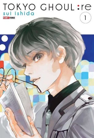 Tokyo Ghoul : re - Volume 01 (Item novo e lacrado)